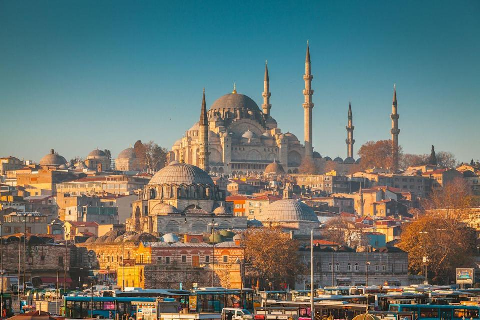 """<p>With low rates of English spoken in Turkey, Turkish skills are valuable to anyone looking to trade with the sizeable economy. Turkish is a romantic language too and with Turkish series' popping up on various streaming services, you can put your language skills to the test while you relax with a new series.</p><p><a class=""""link rapid-noclick-resp"""" href=""""https://go.redirectingat.com?id=127X1599956&url=https%3A%2F%2Fwww.rosettastone.co.uk%2Fturkish%2F&sref=https%3A%2F%2Fwww.elle.com%2Fuk%2Flife-and-culture%2Fg37102166%2Fbest-languages-learn%2F"""" rel=""""nofollow noopener"""" target=""""_blank"""" data-ylk=""""slk:LEARN TURKISH"""">LEARN TURKISH</a></p>"""