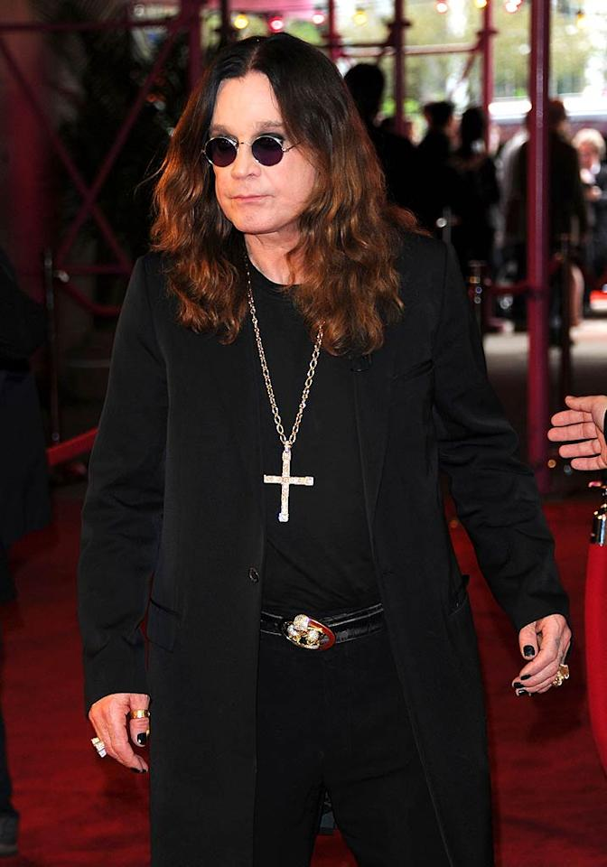 "Ozzy Osbourne paved the way for stars who are famous for being famous when he introduced us to MTV's ""The Osbournes"" in 2002. Viewers loved the ""Leave it to Beaver"" meets ""The Addams Family"" premise, and Ozzy's family -- wife Sharon and kids Kelly and Jack -- became instant stars. Andrew H. Walker/<a href=""http://www.gettyimages.com/"" target=""new"">GettyImages.com</a> - April 24, 2011"