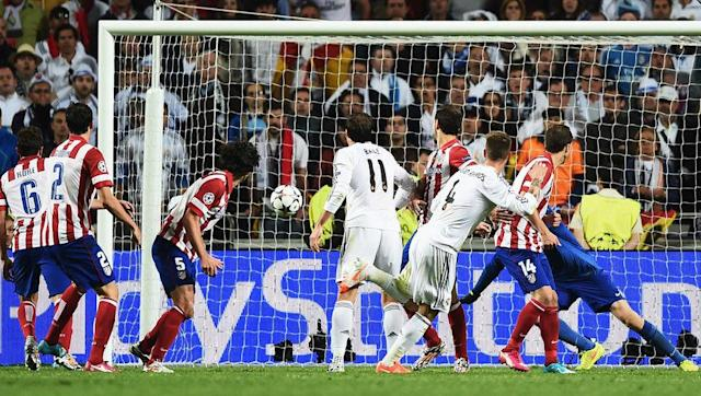 <p><strong>Because they'll lose in the final on a 91st minute header from Sergio Ramos</strong></p> <br><p>Two finals in two years, both against Real Madrid, both lost. </p> <br><p>Atlético Madrid are probably jinxed, there's no other explanation. Given what has happened in football in recent years, they'll probably play their second final in a row against Real Madrid, draw, and concede a 91st minute header from Sergio Ramos. </p>