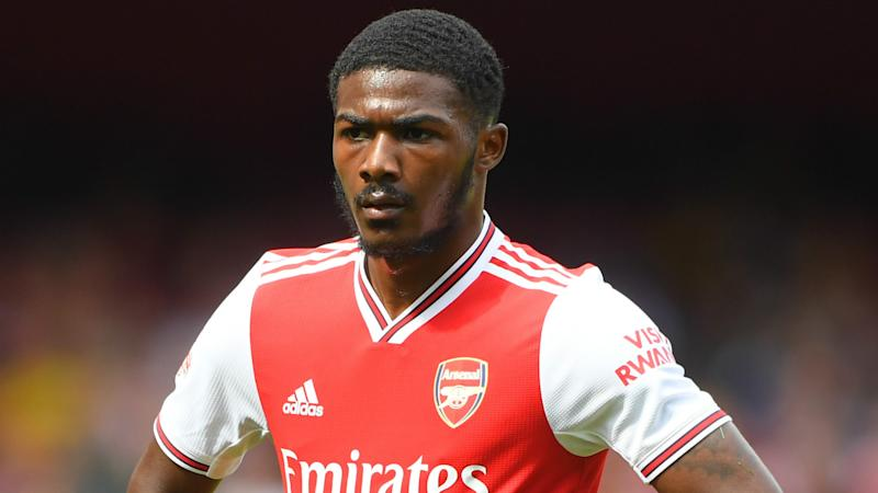 best loved 68615 f1a54 I'm not a defender' – Maitland-Niles makes Arsenal admission ...