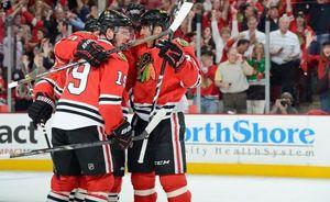 NHL Playoff Game Day 16: Blackhawks-Red Wings