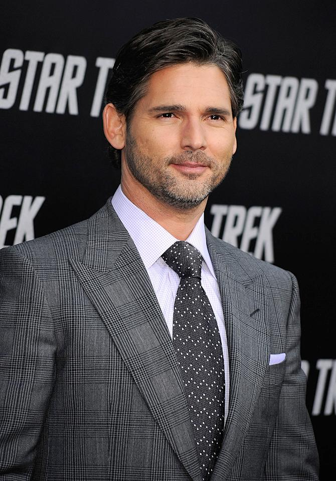 "<a href=""http://movies.yahoo.com/movie/contributor/1800380395"">Eric Bana</a> at the Los Angeles premiere of <a href=""http://movies.yahoo.com/movie/1809752801/info"">Star Trek</a> - 04/30/2009"