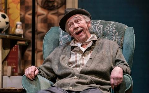 Paul Whitehouse in Only Fools and Horses - Credit: Johan Persson