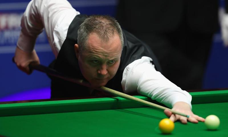 John Higgins' breaks of 63, 95, 58 and 49 enabled him to frustrate Mark Selby during their world championship final at the Crucible Theatre in Sheffield.