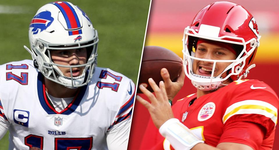 Week 6 Fantasy Football Rankings: Josh Allen vs. Patrick Mahomes highlights  matchups to prep for