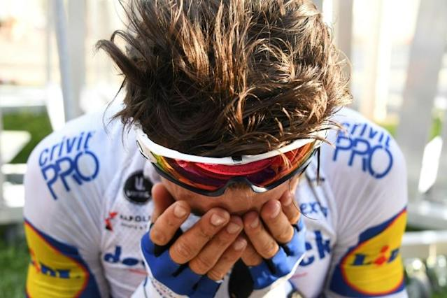 Three Things About Julian Alaphilippe