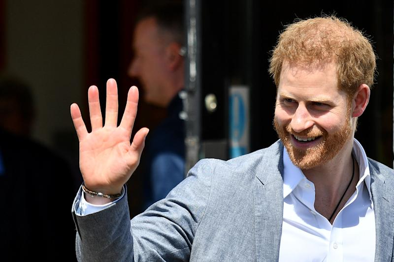 Prince Harry has one thing he asks of hotels he stays at. [Photo: Getty]