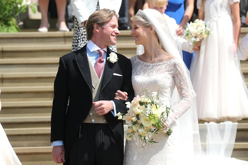 Royal wedding 2019: Lady Gabriella Windsor marries Thomas Kingston in Windsor