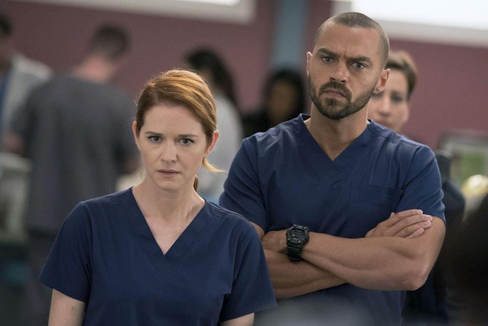 <p>Drew left the series in season 14, after Shonda Rhimes took her character, April Kepner, through one of the twistiest (and at times divisive) arcs in the series' history. </p>