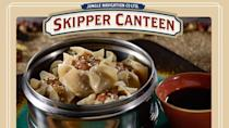 "<p>Magic Kingdom's Skipper Canteen serves up some yummy dumplings, including these shu mai. They're filled with pork and shrimp, steamed, and served warm. These might be a little challenging, especially if you aren't used to wrapping dumplings, but it's a fun recipe to try out nonetheless.</p> <p><strong>Get the recipe:</strong> <a href=""http://disneyparks.disney.go.com/blog/2016/06/recipe-s-e-a-shu-mai-from-jungle-skipper-canteen-at-magic-kingdom/"" class=""link rapid-noclick-resp"" rel=""nofollow noopener"" target=""_blank"" data-ylk=""slk:Disney's S.E.A. shu mai"">Disney's S.E.A. shu mai</a></p>"