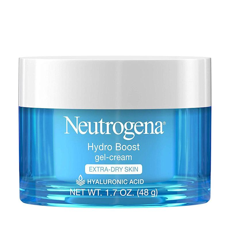 Neutrogena Hydro Boost Water Gel Moisturizer. (Photo: Amazon)
