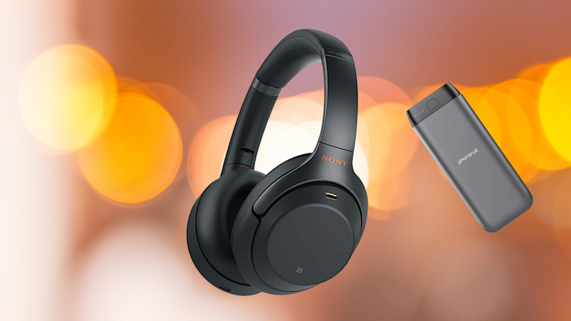Snag these iconic Sony wireless headphones and get a PhoneSuit battery pack for free! (Photo: Amazon)
