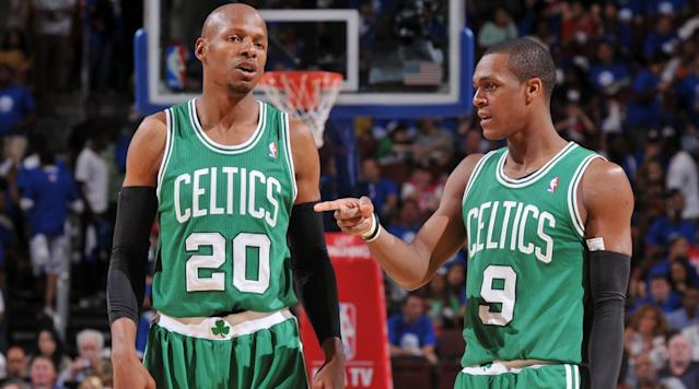 "<p>Rajon Rondo told <a href=""https://www.bostonglobe.com/sports/celtics/2018/03/18/just-wants-attention-rajon-rondo-responds-ray-allen-book-excerpts/ueY0vXHLwaOlUDjwOdMWwJ/story.html"" rel=""nofollow noopener"" target=""_blank"" data-ylk=""slk:Gary Washburn of the Boston Globe"" class=""link rapid-noclick-resp"">Gary Washburn of the <em>Boston Globe</em></a> he should get a cut of the money from Ray Allen's book ""From The Outside: My Journey Through Life and the Game I Love"" because of how much Rondo is discussed in the excerpts that were released to help promote the book.</p><p>Earlier this month a <a href=""https://www.si.com/nba/2018/03/12/ray-allen-book-celtics-beef-rajon-rondo-kevin-garnett"" rel=""nofollow noopener"" target=""_blank"" data-ylk=""slk:few stories about Allen's time with the Celtics from the book came out"" class=""link rapid-noclick-resp"">few stories about Allen's time with the Celtics from the book came out</a>. Allen wrote about a few instances concerning Rondo, from the point guard saying he carried the team in 2008 when it won the championship, to how he was nearly traded if not for Doc Rivers not wanting to stick then-New Orleans coach Monty Williams with Rondo or Allen telling Rondo to talk with the front office to stop another potential deal.</p><p>In response to these claims, Rondo questioned what Allen's motives were for the book.</p><p>""He just wants attention,"" Rondo told the <em>Globe</em>. ""I need actually some sales from [the book], only [publicity] it's been getting is from my name. I need some percentage or something. His people contact my people or something. The only pub I've been hearing about is when he mentions my name.""</p><p>""He's been retired for whatever years and now he comes out with a book,"" Rondo told the <em>Globe</em>. ""People do that in that situation they need money. He should have hit me up and asked me for a loan or something. It's no hard feelings.""</p><p>• <strong><a href=""https://www.si.com/nba/2018/03/16/all-nba-debates-awards-lebron-james-kevin-durant-james-harden"" rel=""nofollow noopener"" target=""_blank"" data-ylk=""slk:The All-NBA Debates: Who Deserves to Make the Cut?"" class=""link rapid-noclick-resp"">The All-NBA Debates: Who Deserves to Make the Cut?</a></strong></p><p>When Allen left the Celtics in the summer of 2012 to go to the Heat, there was a rift created between him and his former Boston teammates. Although Allen has since squashed any perceived beef he may have had with Paul Pierce, there still seems to be issues between Allen and Rondo and Allen and Kevin Garnett.</p><p>Washburn mentioned that some of the drama could be related to a reunion trip members of the Celtics' championship team wanted to have, but without Allen. Rondo told Washburn that he did not decide to exclude Allen, but when other players said they did not want Allen there, Rondo said he just did what those guys wanted.</p><p>""Obviously that man is hurting,"" Rondo told the <em>Globe</em> of Allen. ""I don't know if it's financially, I don't know if it's mentally. He wants to stay relevant. I am who I am. I don't try to be something I'm not. I can't say the same for him. He's looking for attention. I'm a better human being than that. I take accountability for my actions.</p><p>""Certain [stuff] happens in my life, I man up. But he has a whole other agenda.""</p><p>Rondo added that he has no problems with Allen himself, and he feels like he was one of the Celtics who supported Allen the most. Rondo also says he had no problem with Allen going to Miami after Boston, and he just wants ""to talk to him man-to-man"" to hash out whatever problems they have.</p><p>The two spent five seasons together as teammates.</p>"