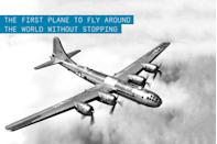 """<p>You know <a href=""""https://www.popularmechanics.com/military/aviation/a32815275/b-29-test-flight-archive/"""" rel=""""nofollow noopener"""" target=""""_blank"""" data-ylk=""""slk:the B-29"""" class=""""link rapid-noclick-resp"""">the B-29</a> because it delivered the <a href=""""https://www.popularmechanics.com/military/g227/6-most-lethal-aircraft-in-history-646882/"""" rel=""""nofollow noopener"""" target=""""_blank"""" data-ylk=""""slk:final blow"""" class=""""link rapid-noclick-resp"""">final blow</a> to Japan in <a href=""""https://www.popularmechanics.com/military/g2652/most-important-battles-world-war-ii/"""" rel=""""nofollow noopener"""" target=""""_blank"""" data-ylk=""""slk:WWII"""" class=""""link rapid-noclick-resp"""">WWII</a> when it dropped the <a href=""""https://www.popularmechanics.com/military/weapons/a33337320/trinity-test-nuclear-bomb/"""" rel=""""nofollow noopener"""" target=""""_blank"""" data-ylk=""""slk:atomic bombs"""" class=""""link rapid-noclick-resp"""">atomic bombs</a> on Hiroshima and Nagasaki. While this dubious feat would be enough to earn the Superfortress a spot on the most important airplanes list, don't forget that this bomber featured some <a href=""""https://www.popularmechanics.com/military/aviation/a32772140/b-29-history/"""" rel=""""nofollow noopener"""" target=""""_blank"""" data-ylk=""""slk:amazing technological advancements"""" class=""""link rapid-noclick-resp"""">amazing technological advancements </a>well ahead of its time—specifically, a clever remote firing system for the turret machine guns, dual-wheeled tricycle landing gear, and a <a href=""""https://www.popularmechanics.com/flight/a21941/b-29-bomber-flight/"""" rel=""""nofollow noopener"""" target=""""_blank"""" data-ylk=""""slk:pressurized cabin"""" class=""""link rapid-noclick-resp"""">pressurized cabin</a>. </p><p>✈ <strong><a href=""""https://www.popularmechanics.com/military/aviation/a32772140/b-29-history/"""" rel=""""nofollow noopener"""" target=""""_blank"""" data-ylk=""""slk:How the B-29 Modernized the U.S. Air Force"""" class=""""link rapid-noclick-resp"""">How the B-29 Modernized the U.S. Air Force</a></strong></p><p>Years later, after new engines were ad"""