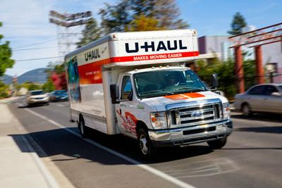 Texas registered as the U-Haul No. 1 Growth State in America for the third consecutive year, according to U-Haul® data analyzing U.S. migration trends for 2018.