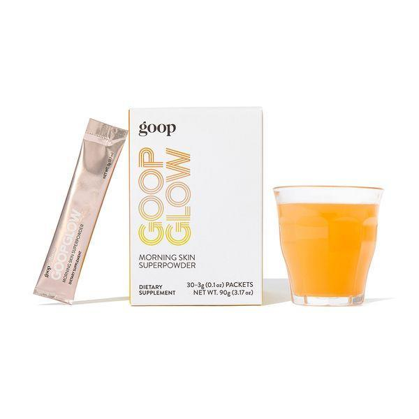 """<p><strong>Goop</strong></p><p>goop.com</p><p><strong>$60.00</strong></p><p><a href=""""https://go.redirectingat.com?id=74968X1596630&url=https%3A%2F%2Fgoop.com%2Fgoopglow%2Fp%2F&sref=https%3A%2F%2Fwww.veranda.com%2Ftravel%2Fg37080014%2Ftravel-essentials%2F"""" rel=""""nofollow noopener"""" target=""""_blank"""" data-ylk=""""slk:Shop Now"""" class=""""link rapid-noclick-resp"""">Shop Now</a></p><p>We all know traveling can take a toll on our skin, which is when this superpowder - chock-full of everything your skin needs for a refresh - is a must after a few days away. </p>"""