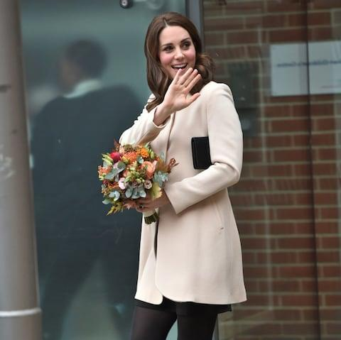 Duchess of Cambridge - Credit: Eddie Mulholland