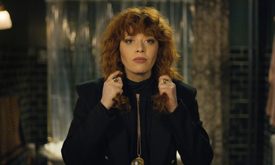 Natasha Lyonne was stuck in a never ending party in the debut series of Netflix's <em>Russian Doll </em>as her character repeatedly died. There was a lot more emotional resonance to the comedy drama than one might've first assumed as Lyonne's Nadia and Charlie Barnett's character Alan Zaveri tried to navigate the time loops they were stuck in, and how to break free of them. The popularity of the programme ensured the streaming giant ordered another run. (Netflix)