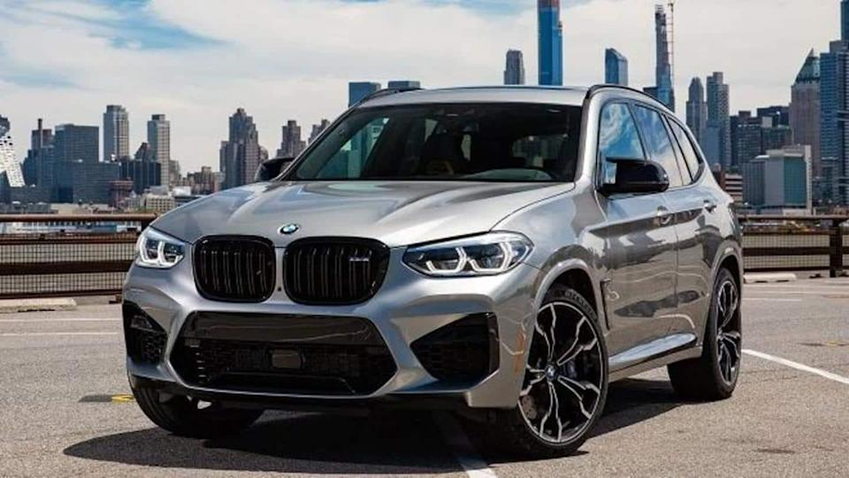 2020 BMW X3 M SUV launched at Rs. 1 crore