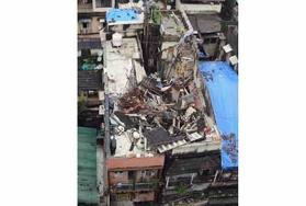 Thane: Building slab collapses in Ulhasnagar; no one hurt