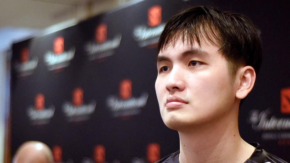 Iceiceice at The International 2019. (Photo: Yahoo Esports Singapore)