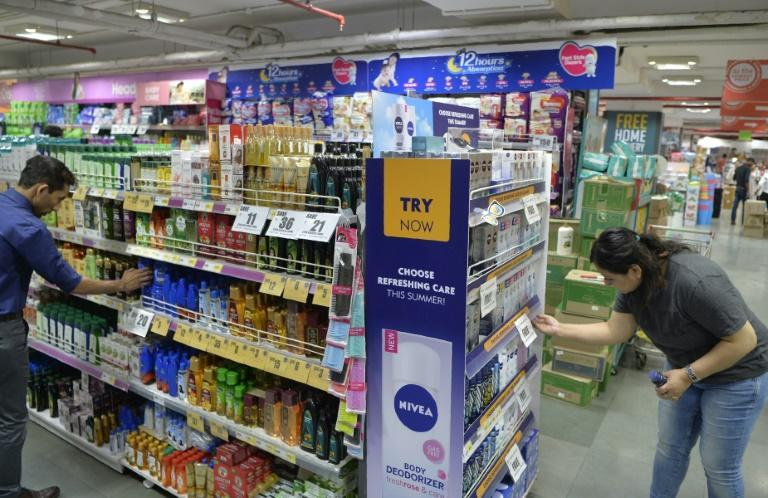 Future Group owns some of India's best-known supermarket brands including Big Bazaar