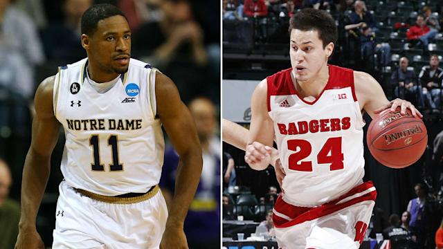 Starting lineups, story lines and everything else you need to know about Notre Dame vs. Wisconsin.