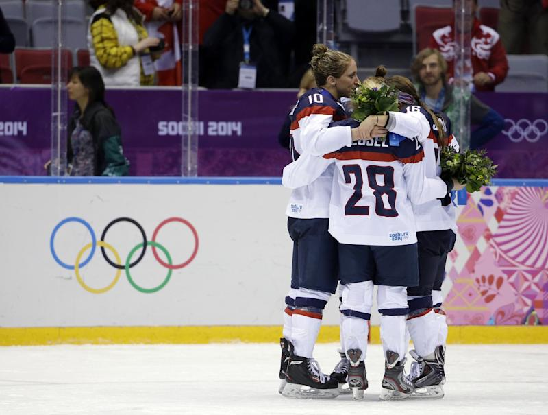 USA Women's Ice Hockey Team