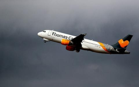 Thomas Cook - Credit: FRIEDEMANN VOGEL/EPA-EFE/REX