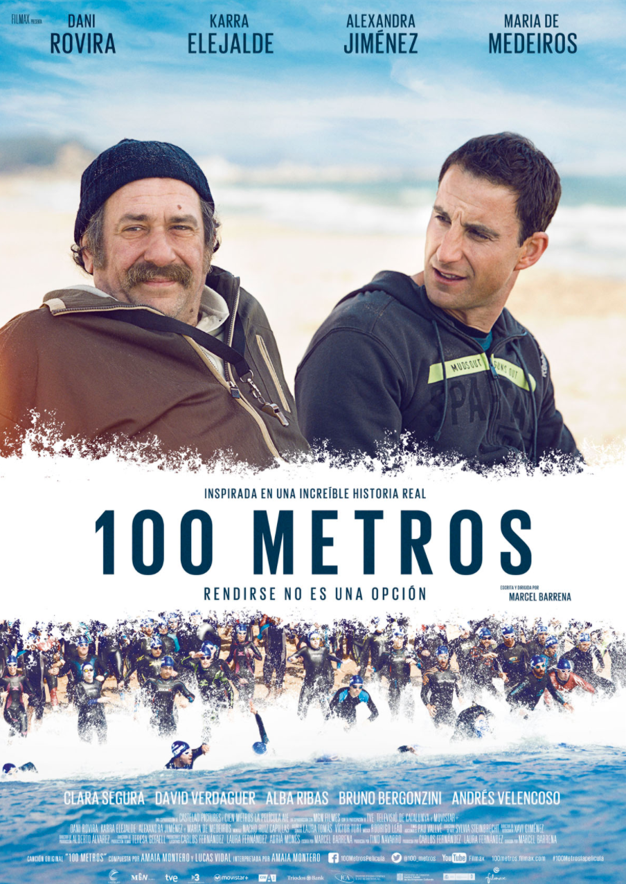 "<p>Based on a true story, a Spanish man named <strong>Ramón Arroyo</strong> is diagnosed with multiple sclerosis. The CEO decides to train for an Ironman Triathlon, despite being told that he won't make it past 100 meters. In the process, he gets help from his father-in-law, Manolo, a former professional athlete, who is battling his own demons.</p><p><a class=""link rapid-noclick-resp"" href=""https://www.netflix.com/title/80141173"" rel=""nofollow noopener"" target=""_blank"" data-ylk=""slk:STREAM NOW"">STREAM NOW</a></p>"