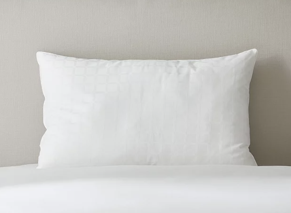 Hypo-Allergenic Soft & Light Breathable Pillow. (The White Company)