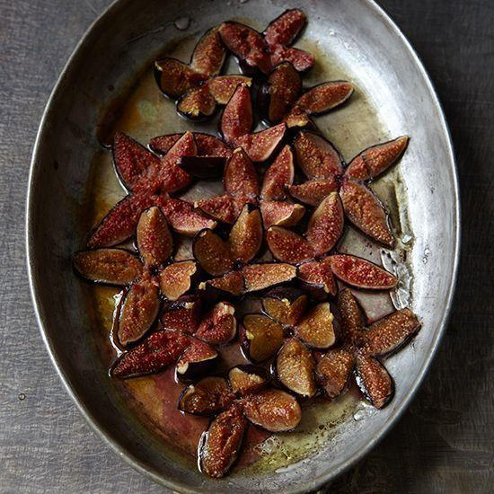 "<p>Serve up these honey-drizzled figs with a scoop of vanilla ice cream — then prepare for the most scrumptious bite ever. </p><p><strong>RELATED: </strong><a href=""https://www.goodhousekeeping.com/food-recipes/g32256776/baking-recipes/"" rel=""nofollow noopener"" target=""_blank"" data-ylk=""slk:40 Easy Baking Recipes For All Your Sweet Treat Cravings"" class=""link rapid-noclick-resp"">40 Easy Baking Recipes For All Your Sweet Treat Cravings</a></p>"