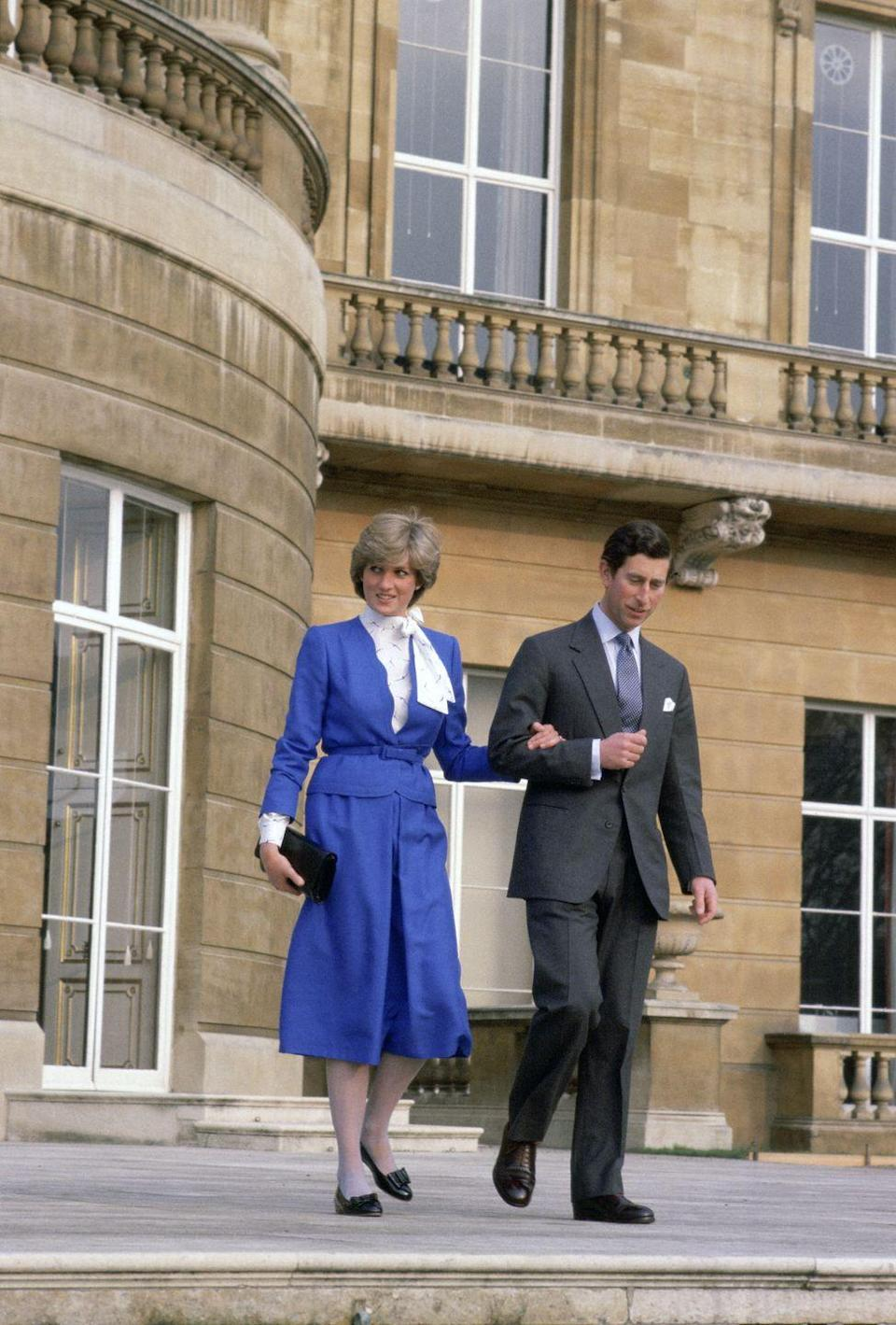 <p>The couple actually kept their engagement a secret for three weeks before announcing it to the public. </p>