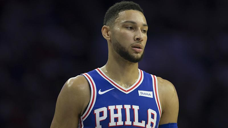Simmons 'average' in half-court offense, says Dudley