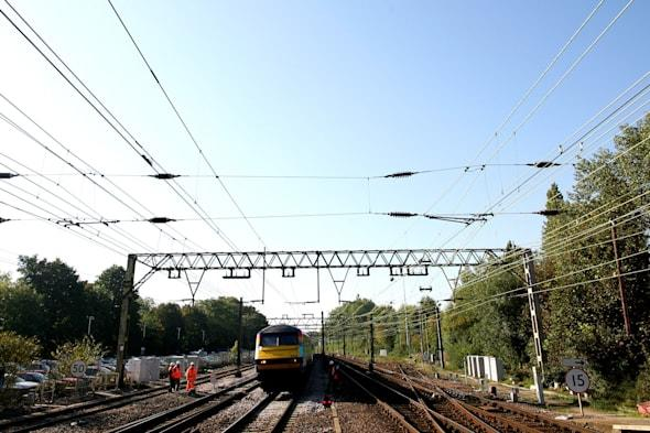 Passenger fed up with East Anglia service at Shenfield station