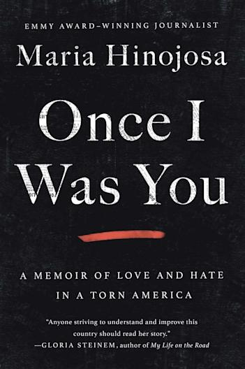 """Once I Was You"" by Maria Hinojosa (Amazon / Amazon)"