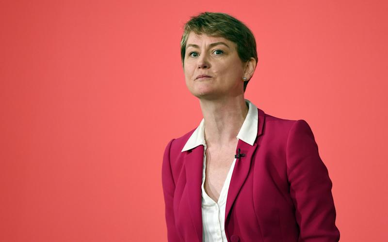 Yvette Cooper - Credit: Joe Giddens/Joe Giddens
