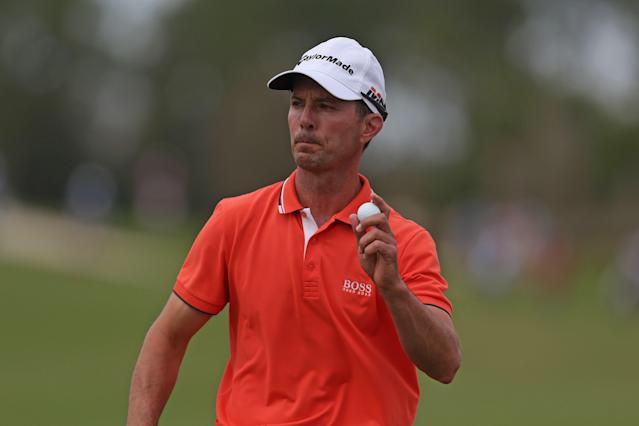 Mike Weir hasn't played in a non-Masters major since 2013. That will change in three weeks for the 49-year-old.