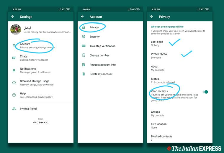 whatsapp security features, whatsapp privacy settings, whatsapp, whatsapp tips and tricks, whatsapp tricks, whatsapp secure