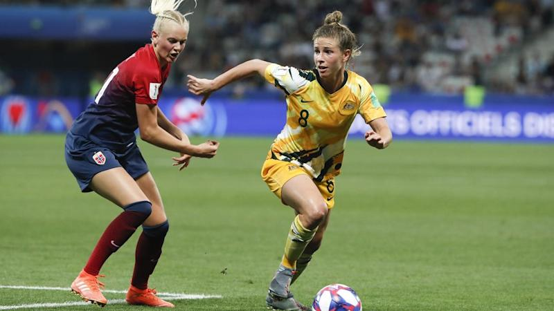 France Norway Australia WWCup Soccer