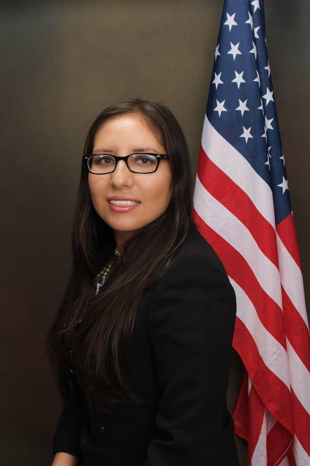 Dulce Garcia, a DACA recipient and San Diego lawyer, is one of the plaintiffs in the Supreme Court case against the Trump administration.