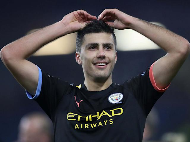 Rodri was outstanding against Burnley: Action