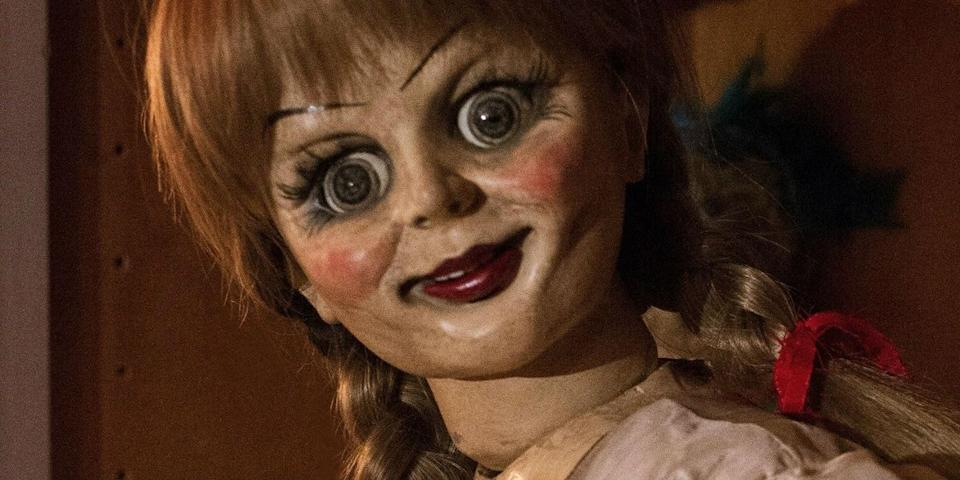 Annabelle is part of The Conjuring Cinematic Universe