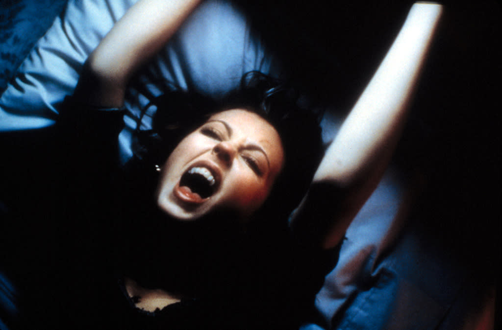 <p>The Canadian cult classic takes its inspiration from the terrors of adolescence — specifically, the confusing, horrifying, hairy, and occasionally blood-soaked experience of becoming a teenage girl. The plot begins with Ginger (Katharine Isabelle) getting her first period, which in her case is a literal curse: It turns her into a feral, sexually voracious werewolf. <em>Ginger Snaps</em> is a thoughtful coming-of-age story, but make no mistake: It's also a deeply satisfying monster movie. (Available on Amazon, Google Play, iTunes, and YouTube.) — <em>Gwynne Watkins </em>(Photo: Unapix Entertainment/courtesy Everett Collection) </p>