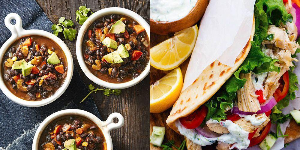 "<p>To make these recipes, you'll need a slow cooker of your own. The <a rel=""nofollow"" href=""http://www.goodhousekeeping.com/institute/about-the-institute/"">Good Housekeeping Institute</a> rounded up <a rel=""nofollow"" href=""https://www.goodhousekeeping.com/appliances/slow-cooker-reviews/g1996/top-rated-slow-cookers/"">its top picks here</a>. And if you end up falling in love with your slow cooker like we did, you can buy the <a rel=""nofollow"" href=""https://www.amazon.com/Good-Housekeeping-Slow-Cooker-Quick-Prep/dp/1618371789""><em>Good Housekeeping Slow Cooker</em></a> cookbook right <a rel=""nofollow"" href=""https://www.amazon.com/Good-Housekeeping-Slow-Cooker-Quick-Prep/dp/1618371789"">here</a>! </p>"