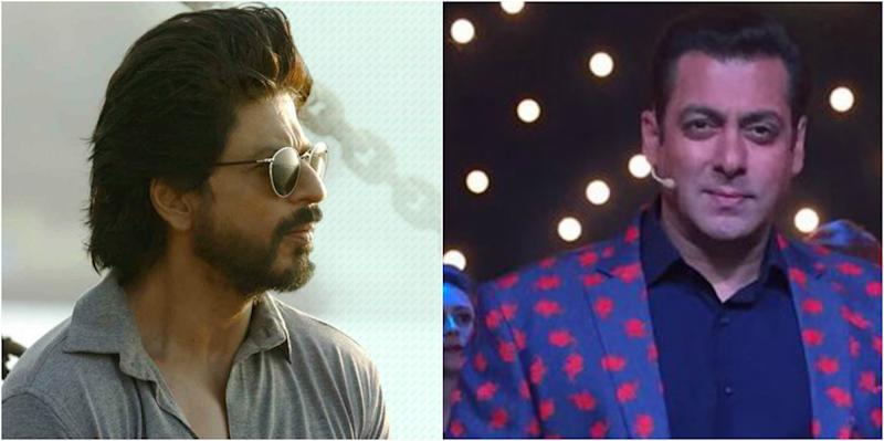 What made Salman Khan shout Shah Rukh Khan's name in front of Mannat?