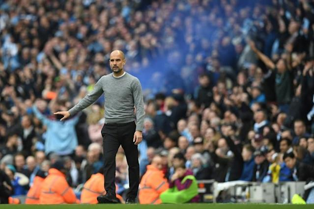 """I realised this season how difficult it will be to win the Champions League,"" said Guardiola, who lifted the European Cup as both a player and manager at Barcelona"