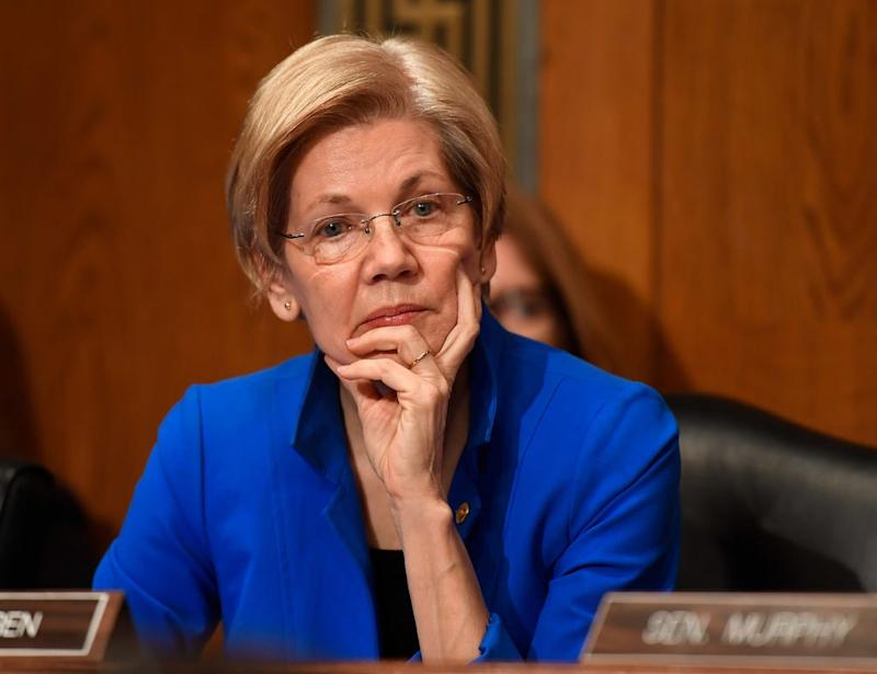 Elizabeth Warren targets Facebook fact-checking policy with false ad saying Zuckerberg endorsed Trump