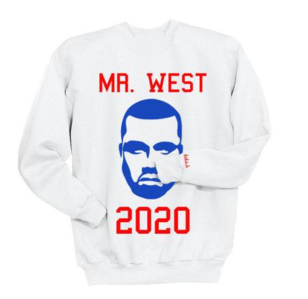 781fb4d9 You Can Already Buy Your 'Kanye For President' Merchandise