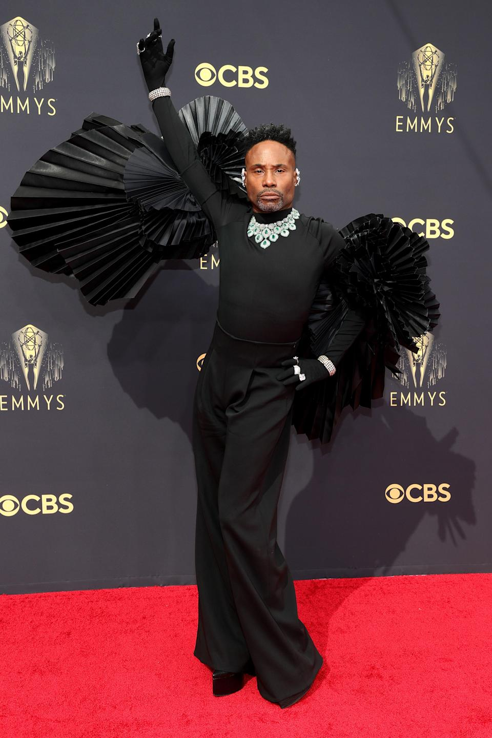"""<h1 class=""""title"""">Billy Porter in Ashi Studio and Lorraine Schwartz jewels</h1><cite class=""""credit"""">Photo: Getty Images</cite>"""